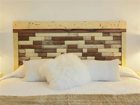 How To Build A Headboard From An Old Picket Fence How