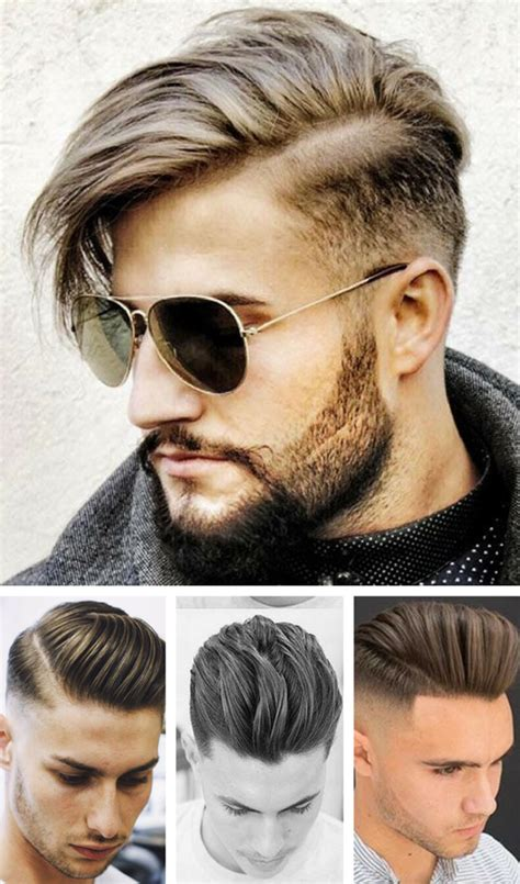 Types of Haircuts Men Haircut Names With Pictures AtoZ
