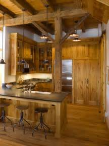 small rustic kitchen ideas barn kitchen home design ideas pictures remodel and decor