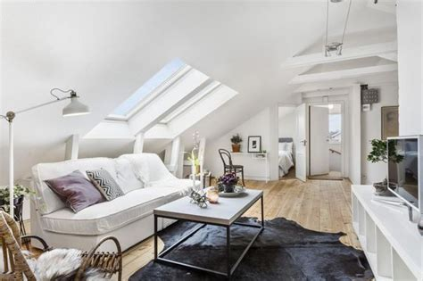 stylish attic living rooms decor ideas shelterness