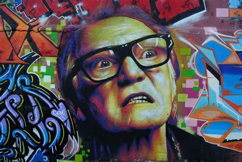 artista portugues crea graffitis artisticos en  incriebles