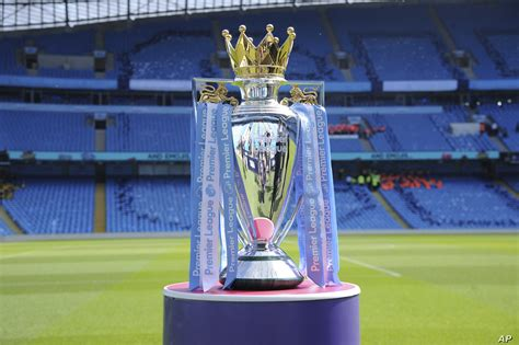 Britain's Premier League Clubs to Resume Non-Contact ...