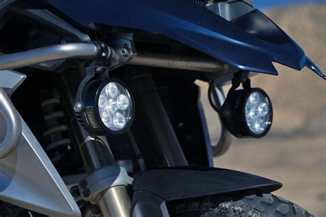 Led Lamps For Bikes by Bmw R1200gs World Of Adventure Bike Build Adv Pulse