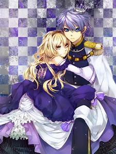 The gallery for --> Anime Prince And Princess In Love