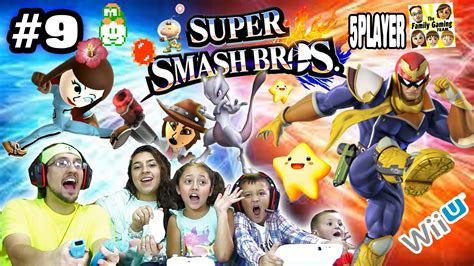 Fgteev Family Battle Royale Is Back! (super Smash Bros