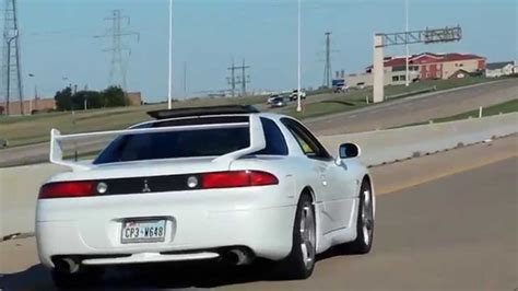 1999 Mitsubishi 3000gt Vr4 Specs by 1999 3000gt Vr4 On Highway