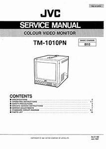 Jvc Tm-1010pn