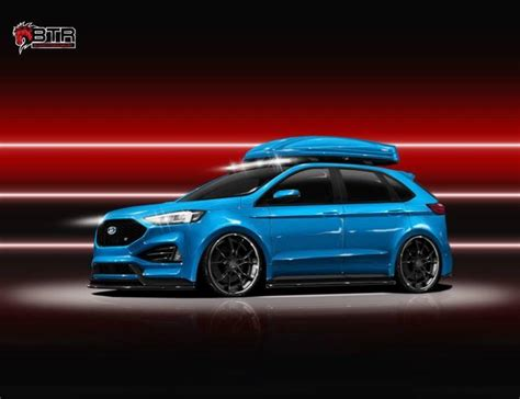 ford st 2018 tuning 335 ps 515 nm ford edge st vom tuner blood type racing
