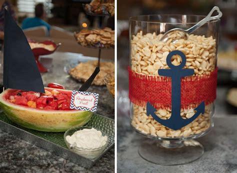 nautical baby shower food ideas best 25 nautical food ideas on nautical