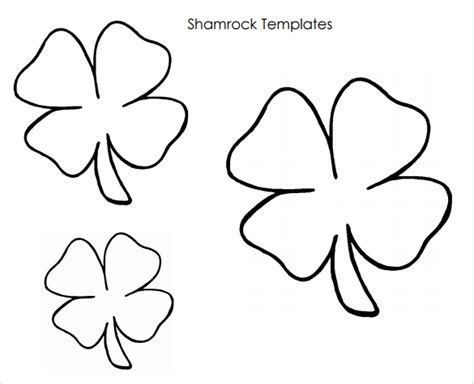 shamrock samples   ms word