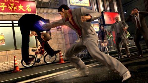 yakuza   gunakan engine  jagat play