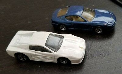 Although the f512m was the zenith of the testarossa series, it enjoyed the shortest production run at less than 2 years. Hot Wheels Ferrari 456m 1999 Blue & Hot Wheels Ferrari ...