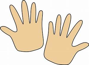 Pair of Hands Clip Art - Pair of Hands Image