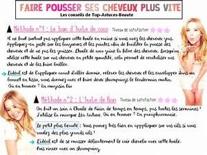 Se Laisser Pousser Les Cheveux : comment faire pousser les cheveux ~ Melissatoandfro.com Idées de Décoration