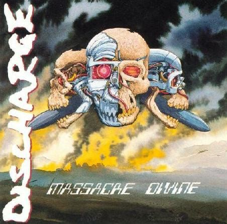 Discharge  Massacre Divine  Encyclopaedia Metallum The