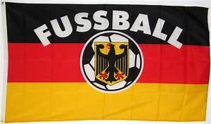 Deutsche Fahne Kaufen : flagge deutschland mit fussball fahne deutschland mit fussball nationalflagge flaggen und ~ Markanthonyermac.com Haus und Dekorationen