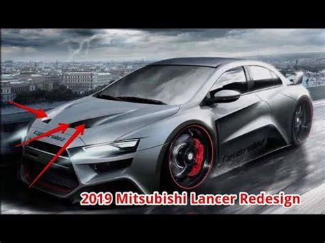 2019 Mitsubishi Lancer Redesign  Watch Now !!! Youtube