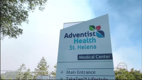 st helena glass fire hospital evacuated  napa county