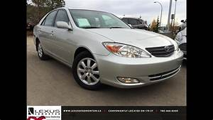 Pre Owned Silver 2004 Toyota Camry Xle V6 Auto  Natl