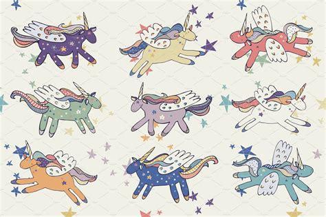 wonderland  images unicorn pattern graphic