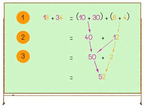 cours de maths cp connaitre  poser laddition avec