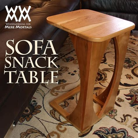 sofa snack table   living room