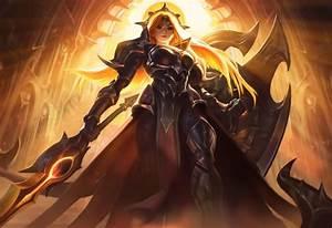 Eclipse Leona Earns Her Own Login Screen Theme Dot Esports