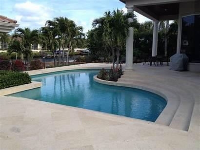 Pool Patio Restoration Surround Deck Pools Tile