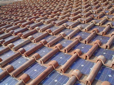 tile roof solar roof tile