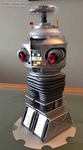 Robert Elnicky U2019s Lost In Space Robot  U2013 Culttvman U0026 39 S