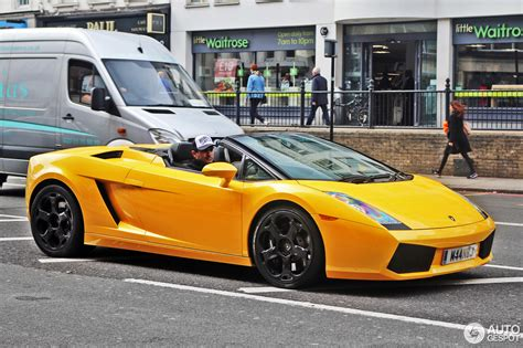 Lamborghini Gallardo Spyder  21 May 2017 Autogespot