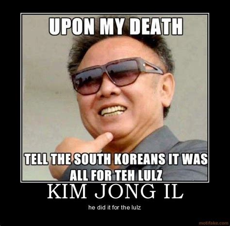 Kim Jong Il Meme - breaking news kim jong il is dead general discussion know your meme