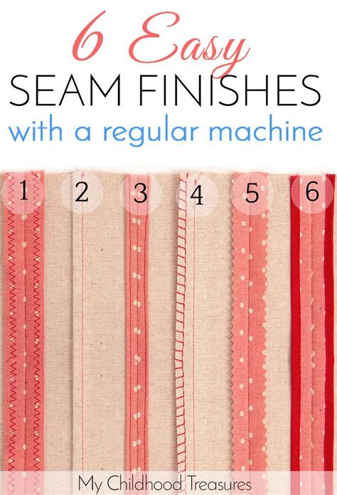 seam finishes serger without finishing hem curved ways techniques