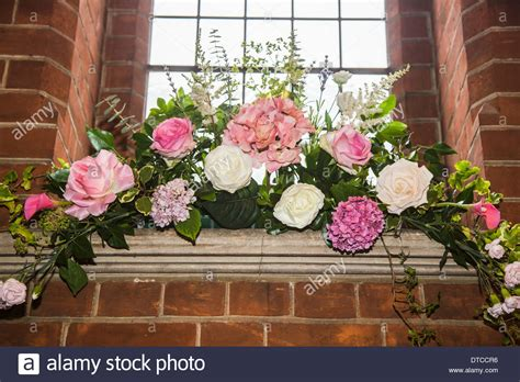 Flowers For Windowsill by Flower Arrangement Floral Display With White Peonies And