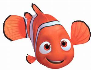 Finding Nemo Characters Clipart