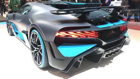 Stiffer, lighter and generally madder, meet the €5m, 236mph bugatti divo. The Bugatti Divo is out of this world