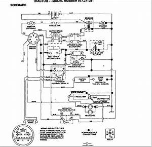 32 Troy Bilt Riding Lawn Mower Parts Diagram