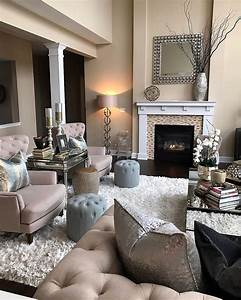 Chic Living Room Decorating Ideas And Design 11 Chic