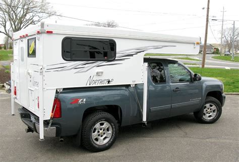 campers truck camper manufacturers pickup van rv rvs shells trucks class caps prices xyz northstar very tag