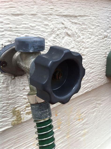 free faucet wont turn on outdoor free faucet won t turn plumbing diy