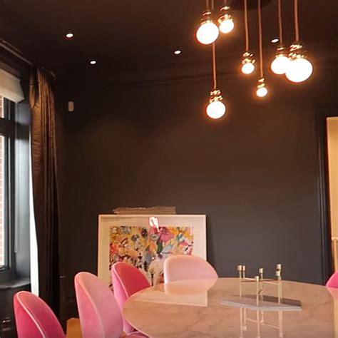 Zoella Kitchen Table by Inside The Zoella House Vlogger Showcases Lavish New