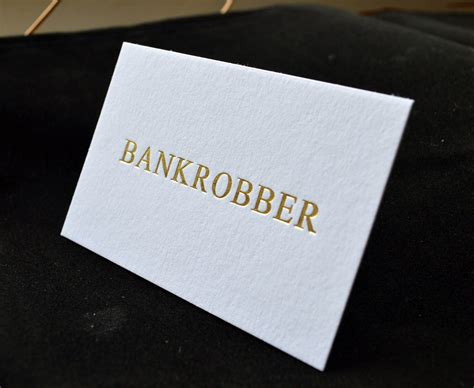 A Beautiful Gold Foil Debossed Card On A Thick 540gsm Business Cards Printing Scarborough Leeds Card Queenstown Print Margins San Francisco Montreal Al Quoz Bahrain