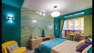 Schlafzimmer Streichen Farbe : schlafzimmer gestalten schlafzimmer streichen ideen gestalten ideen youtube ~ Markanthonyermac.com Haus und Dekorationen