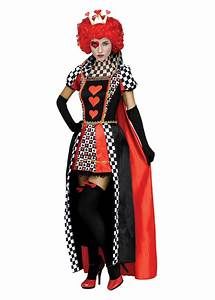 Queen of Hearts Women Costume - Movie Costumes - New for 2017