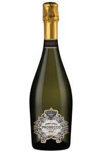 Extra Dry Prosecco Italian Sparkling Wine