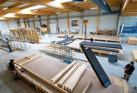 technique de construction maison ossature bois boismaison