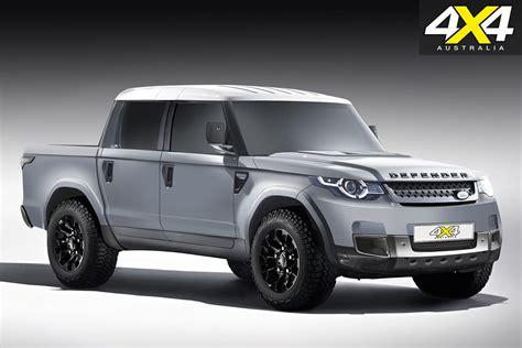 2019 Land Rover Defender by 2019 Land Rover Defender Ute