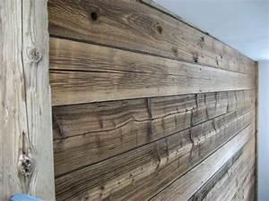 Obklad dřevo interier