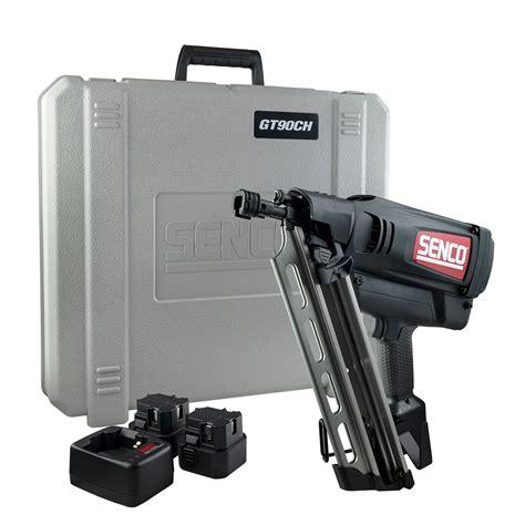 senco gtch gas nail gun  fix mm framing nailer