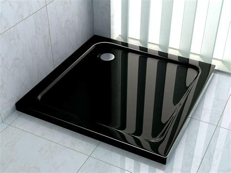 Was Ist Eine Duschtasse by 80 X 80 X 5 Cm Duschtasse In Schwarz Duschwanne Dusche